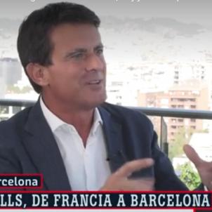 Manuel Valls La Sexta