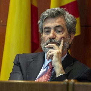 Carlos Lesmes CGPJ - Sergi Alcazar