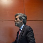Barrientos i Carlos Lesmes CGPJ - Sergi Alcazar
