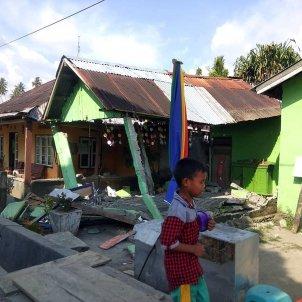 Terratremol tsunami Indonèsia Efe