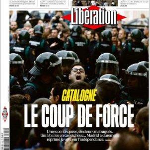 Portada Liberation 1 octubre 2017