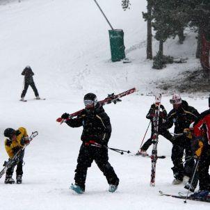 Estació esquí