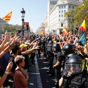29S manifestació Jusapol /Sergi Alcázar