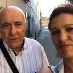 Bea Talegón i Paco Martínez