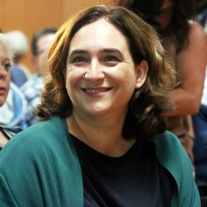 Ada Colau alcaldessa de Barcelona /ACN