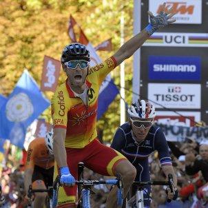 Alejandro Valverde Mundial Ciclisme   EFE
