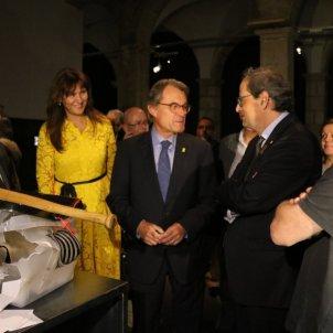 torra mas borras 55 urnes per la llibertat junts per Catalunya