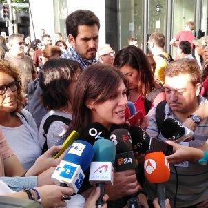 Marta Vilalta - Europa Press