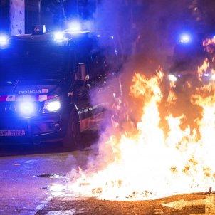 aldarulls 1 octubre mossos - EFE