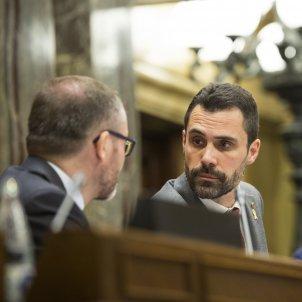 Debat Parlament Torrent Mesa - Sergi Alcazar