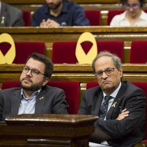 Aragones Quim Torra - Sergi Alcàzar