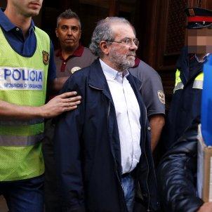 Joan Reñé detingut 2018 ACN