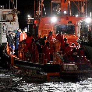 immigrants vaixell rescat Efe
