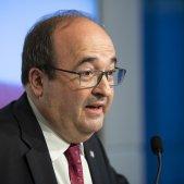 Iceta retreu al PSOE extremeny que no es donen les condicions per a un 155