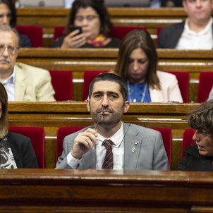 Debat Parlament Conseller Puignero - Sergi Alcazar
