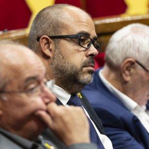 Debat Parlament Miquel Buch - Sergi Alcazar