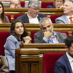 Debat Parlament Ines Arrimadas i Carlos Carrizosa - Sergi Alcazar