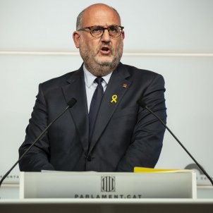 Eduard Pujol JxCAT - Sergi Alcazar
