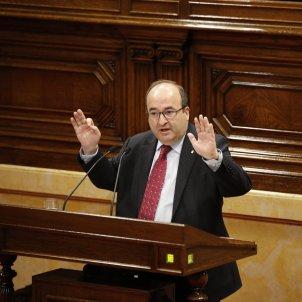 el nacional ple parlament miquel iceta - Sergi Alcazar