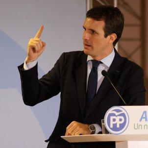 Pablo Casado PP Efe