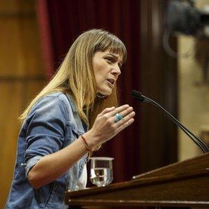 Ple Parlament Jessica Albiach - Sergi Alcazar