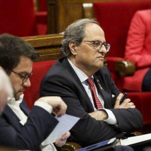 Ple Parlament Aragonès Torra - Sergi Alcazar