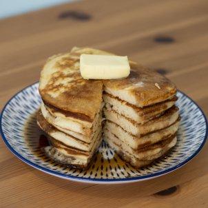 Pancakes postres pastissos - Mònica Pérez