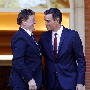 Ximo Puig Pedro Sánchez Efe