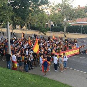 manifestacio espanyolista adria rovira