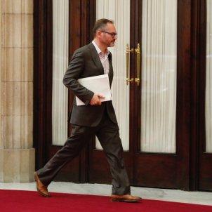 Josep Costa Parlament oct 2018 Sergi Alcàzar