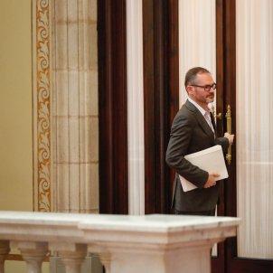 Josep Costa Parlament 4 octubre 2018 Sergi Alcàzar