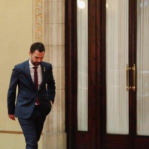 Roger Torrent Parlament oct 2018 Sergi Alcàzar