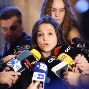 Maria Sirvent Parlament Sergi Alcàzar