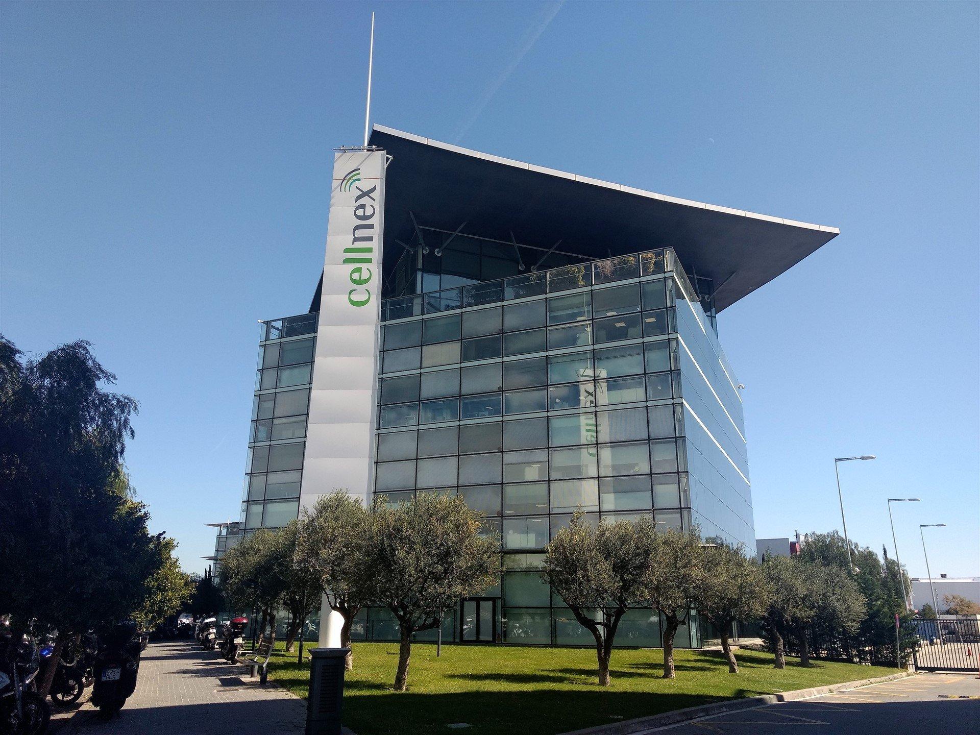 cellnex empresa seu edifici EP