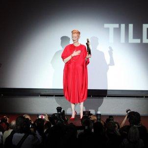 L'actriu Tilda Swinton acn