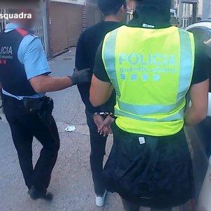 mossos droga Nou Barris ACN