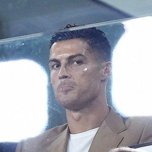 Cristiano Ronaldo graderia Juventus   EFE
