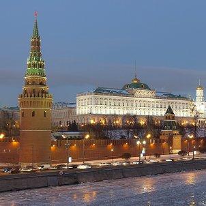 Kremlin Moscou wikimedia