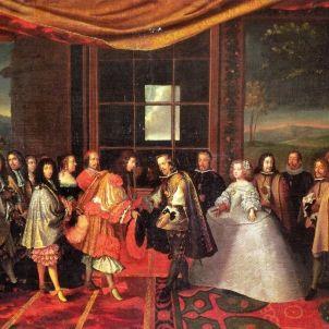 Tractat dels Pirineus. 1659