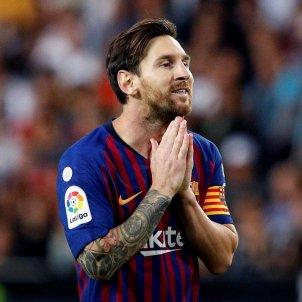 Leo Messi Valencia   EFE