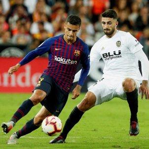 Coutinho València Barça EFE