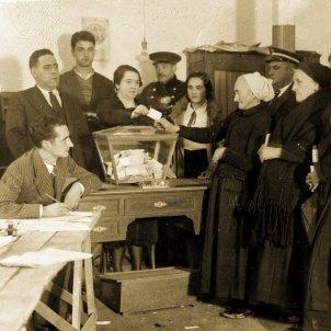 Eleccions espanya 1931 a Éibar (Indalecio Ojanguren)