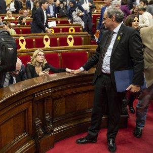 Ple Parlament perdua majoria diputats suspesos Torra Artadi - Sergi Alcàzar