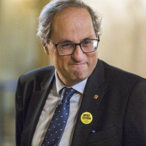 President Quim Torra Parlament - Sergi Alcazar