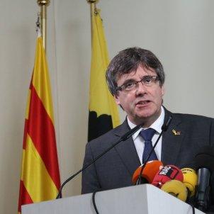 Carles Puigdemont Parlament flances ACN
