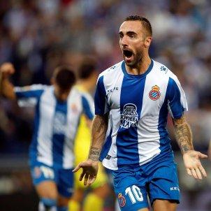 Sergi Darder gol Espanyol Vila real   EFE