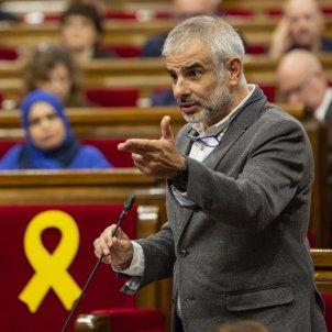 Ple parlament carrizosa llaç groc - Sergi Alcazar