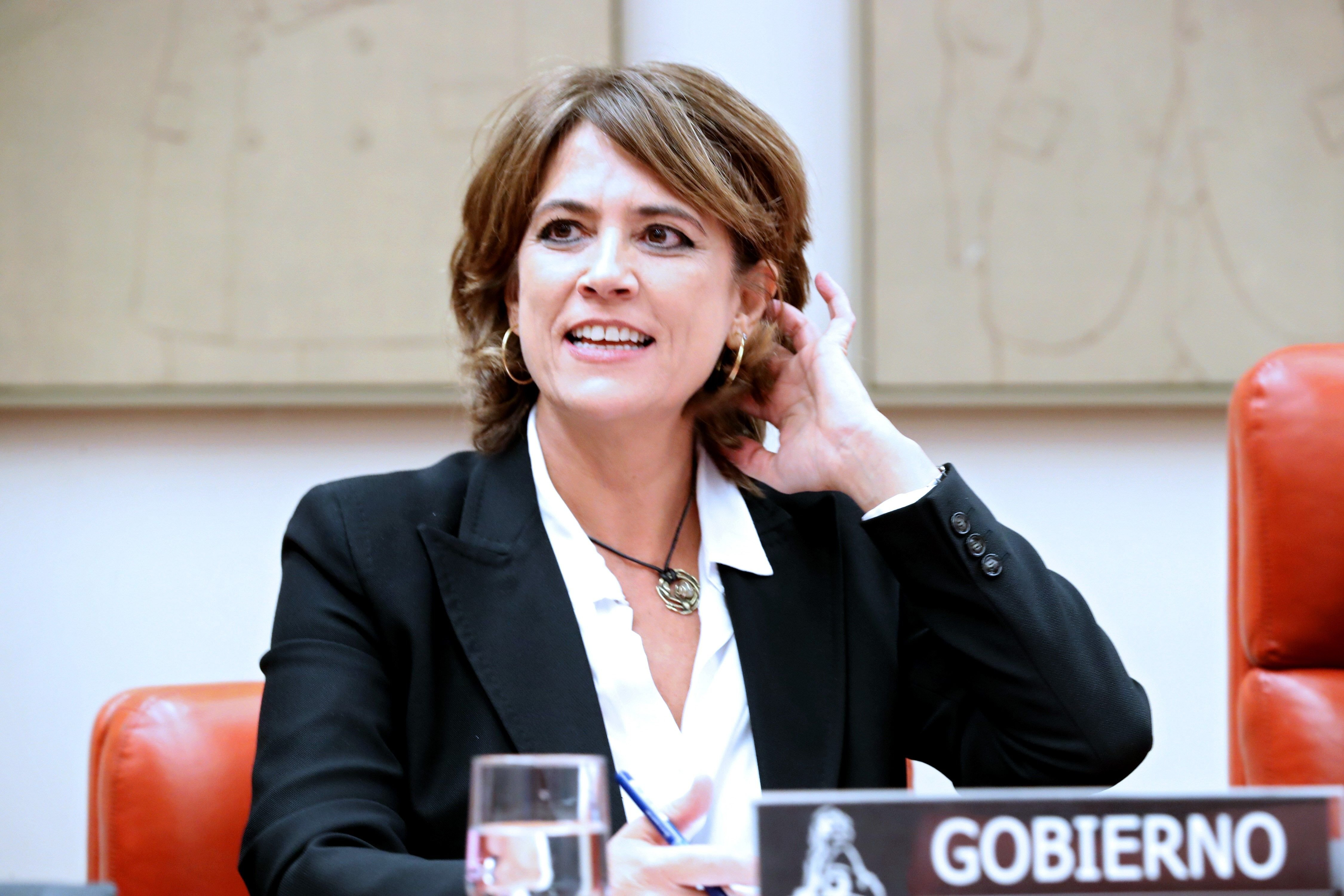 Dolores Delgado Ministra Justícia Efe