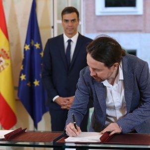 Sánchez Iglesias pressupostos ´2 EFE