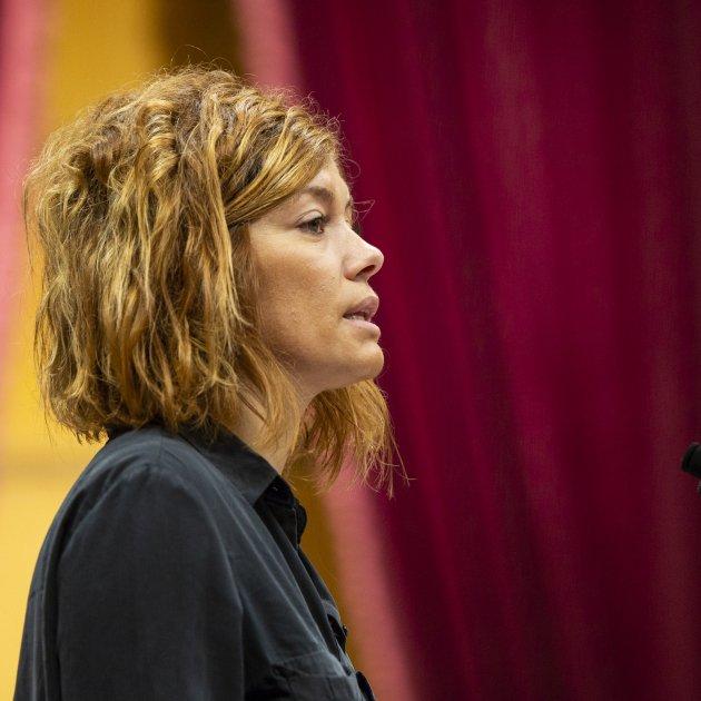 Elisenda Alamany Ple Comisio Drets Civils I Politics - Sergi Alcazar